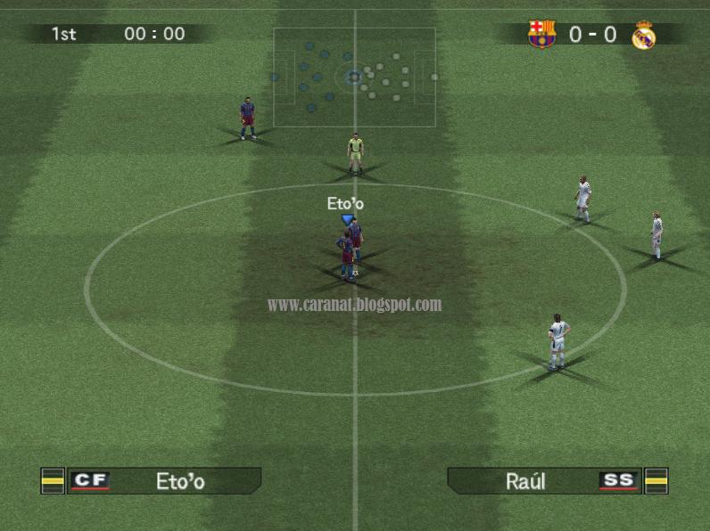 Game Winning Eleven 9 (WE 9) Full Version Portable | Cara Nat