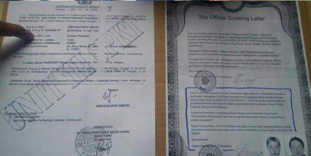 Bikin Heboh, 2 Mahasiswa asal Rusia jadi gelandangan di Jakarta