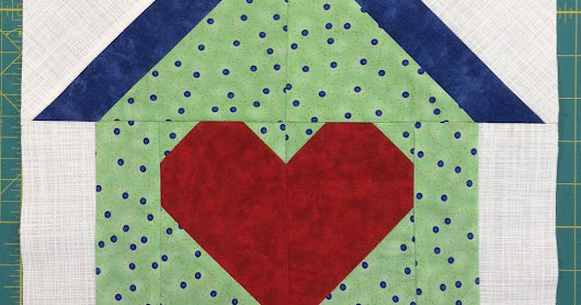 Making your house blocks - #QuiltsforQC
