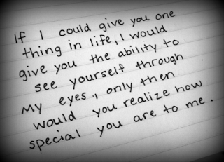 You are my special person