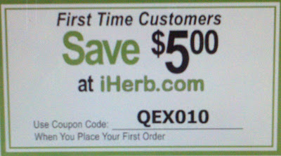 iHerb coupon codes 2016