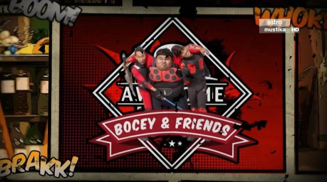 Teman Tapi Mesra,  minggu kedua Bocey & Friends