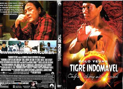 Poster do filme Tigre Indomável