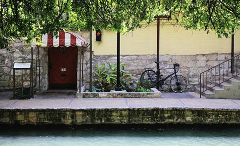 San Antonio River Walk Texas