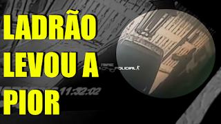 [VÍDEO] LADRÃO VIRA FINADO AO TENTAR ROUBAR POLICIAL DA RESERVA