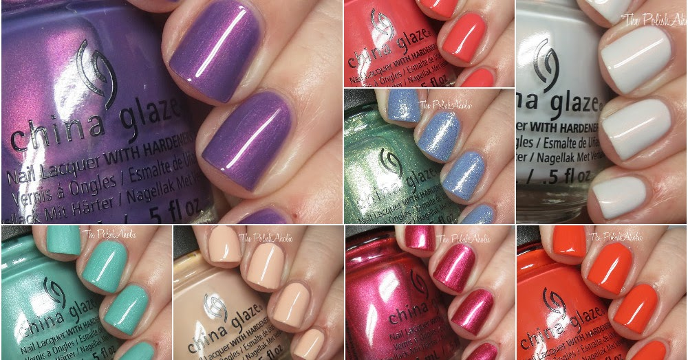 The polishaholic china glaze holiday 2016 seas and greetings the polishaholic china glaze holiday 2016 seas and greetings collection swatches review m4hsunfo