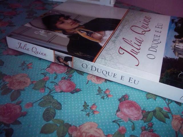 O Duque e Eu Julia Quinn