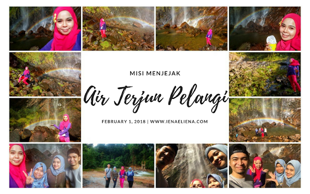 Air Terjun Pelangi