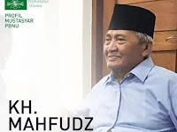 Mengenang Almarhum KH Mahfudz Ridwan