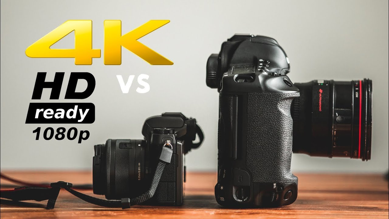 4K VS 1080p - What's the big deal? - Blog Photography Tips - ISO 1200 Magazine