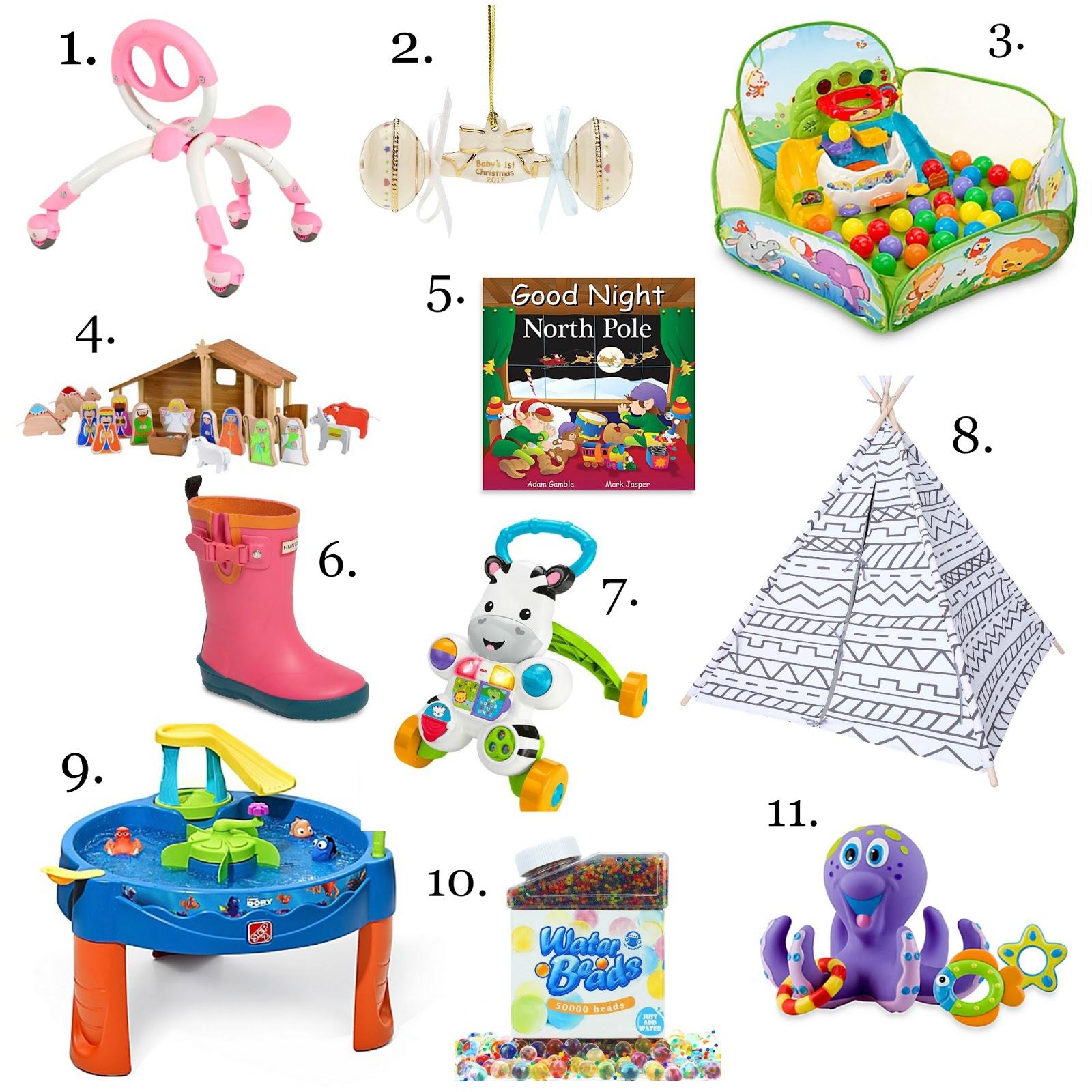 Davis Duo: Christmas gift guide for kids