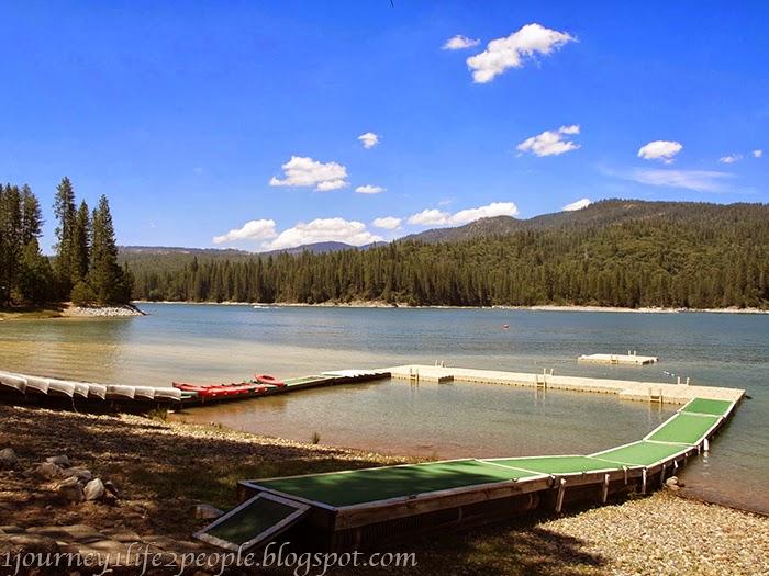 Jezioro, Kalifornia