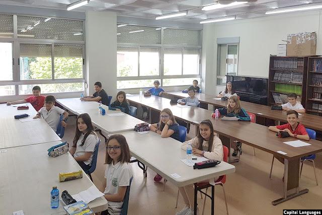 Estudiantes que han realizado los exámenes de Cambridge