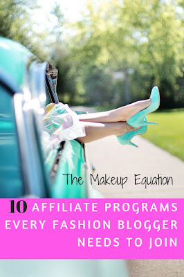 10 Affiliate Programs Every Fashion Blogger Needs To Join