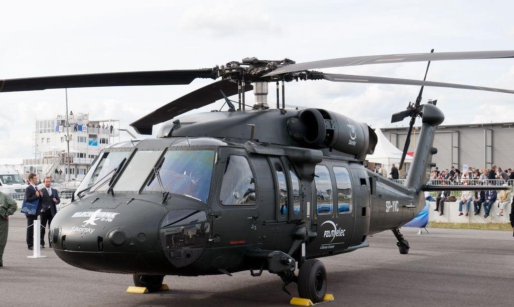 Польща модернізує Мі-24 та купує S-70i Black Hawk