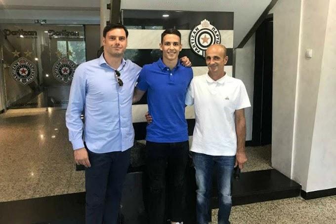 Partizan potpisao novi ugovor sa talentovanim fudbalerom!