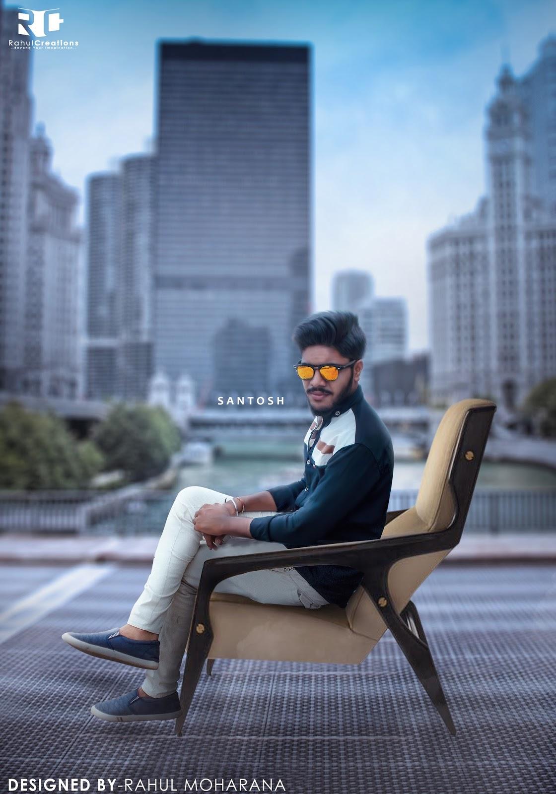 background change | photoshop cc - rahul creationz