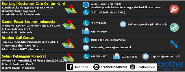 Customer Care Brother - Blog Mas Hendra