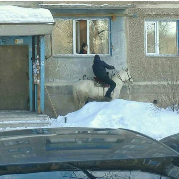 What Special Gene Do Russians Have That Makes Them Do This Stuff (21 pics).