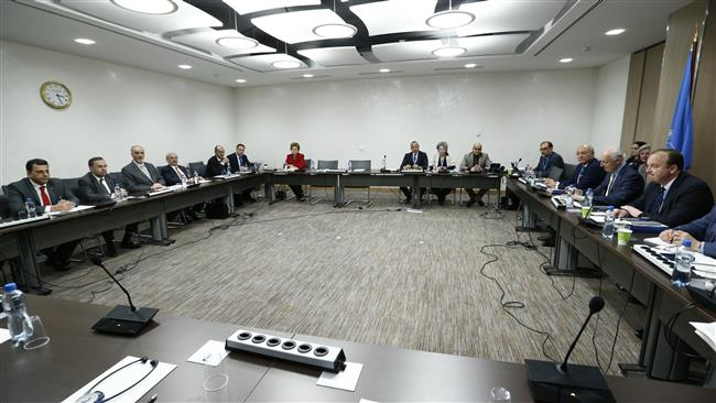 6th round of UN-brokered Syria peace talks to start in Geneva