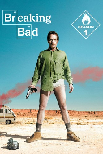 Breaking Bad (Serie de TV) (Temporada 1) (2008) [MKV – 720p] [Latino]