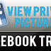 How to View Private Facebook Pictures