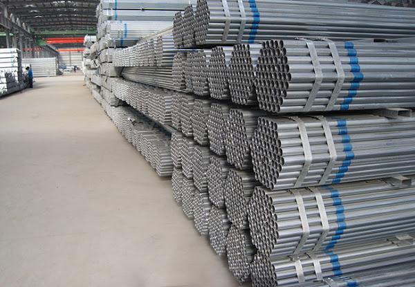 Các sản phẩm thép ống có tại công ty Thép Bắc Việt với nhiều quy cách, chủng loại