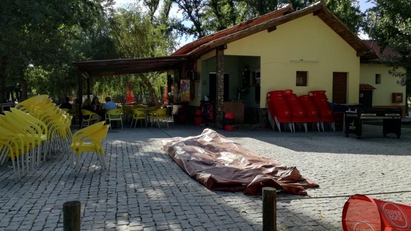 Bar da Praia Fluvial de Valhelhas