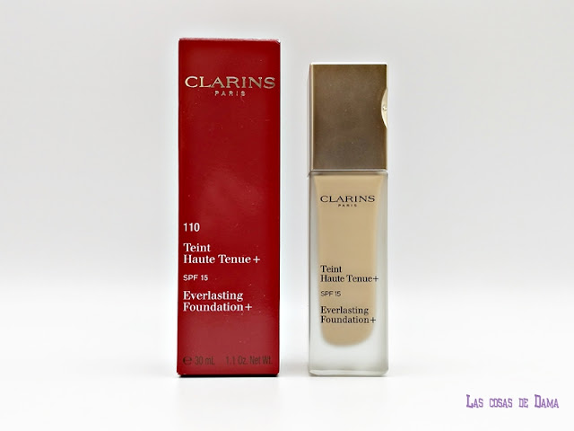 Everlasting Foundation SPF 15 Clarins Ever Lasting Foundation Clarins base maquillaje makeup anticontaminacion beauty belleza cushion