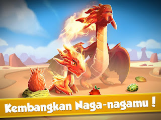 Download Dragon Mania Legends MOD V2.5.0 APK for android