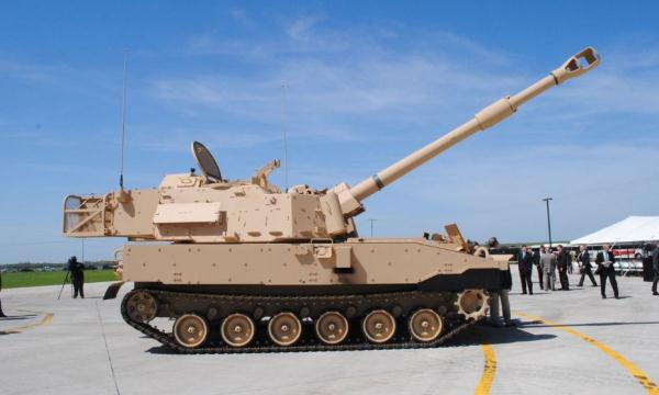Howitzer M109A7 155mm