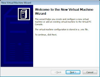 Creating New virtual Machine: Intelligent Computing