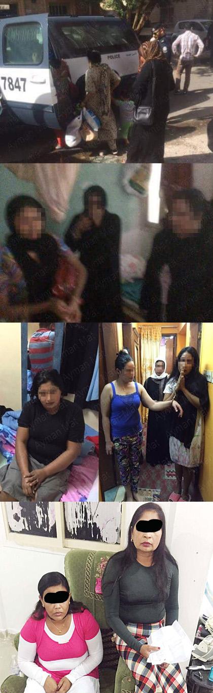 3 Sri Lankan women arrested in prostitution sting in Kuwait