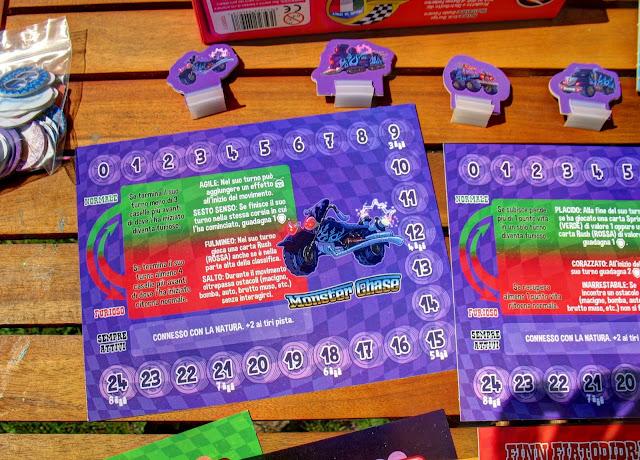 Monster Chase: la moto assasina!