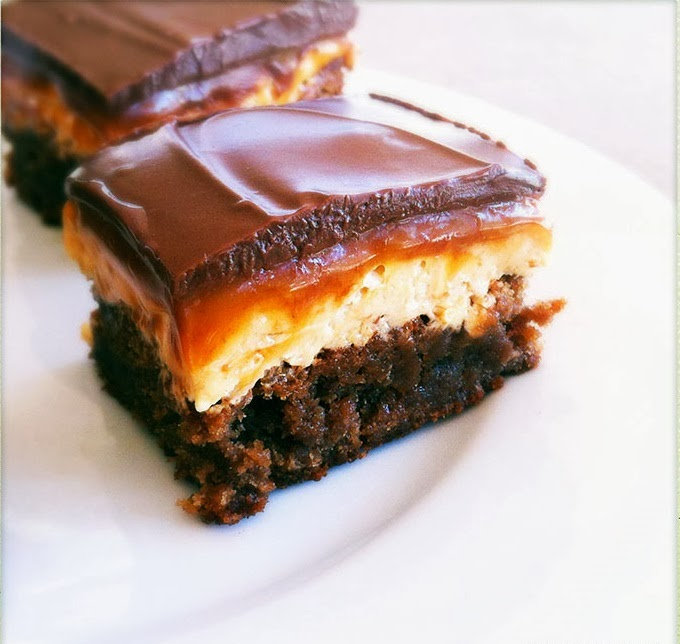 Snickers Brownies | Cook'n is Fun - Food Recipes, Dessert ... - photo#9