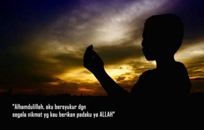 Hikmah Syukur
