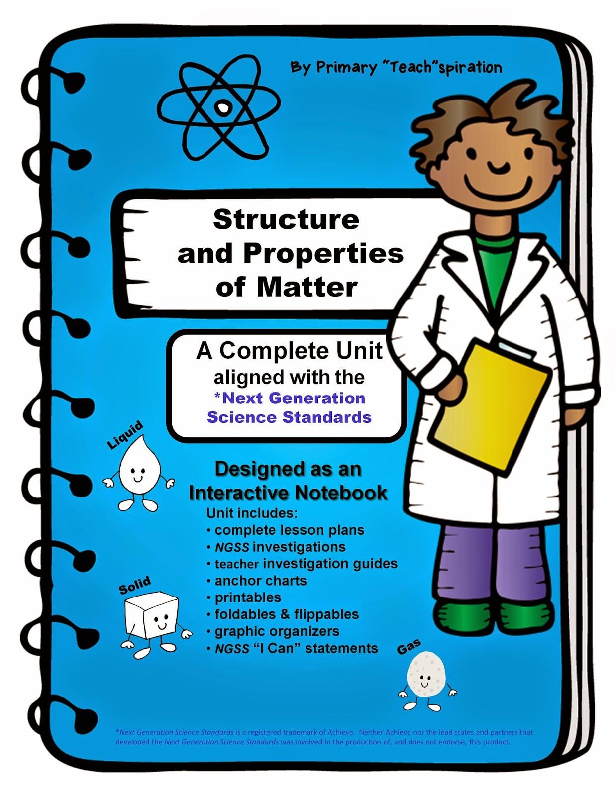 http://www.teacherspayteachers.com/Product/Matter-Next-Generation-Science-Interactive-Notebook-A-Complete-Unit-1129687