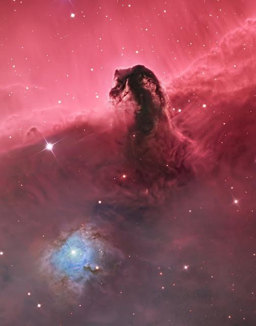 The Horsehead Nebula (IC 434)