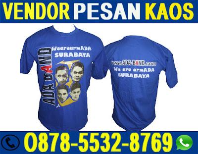 Konveksi Kaos Seragam Murah di Surabaya, Produksi Konveksi Kaos Seragam Murah di Surabaya