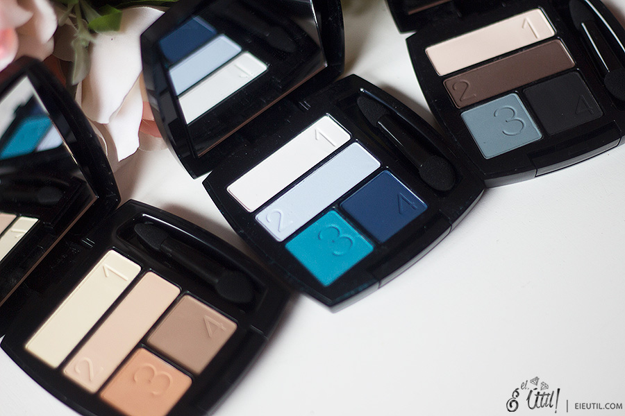 Quarteto de Sombra Ultra Color Matte (Terra | Laguna | Urban) - Avon