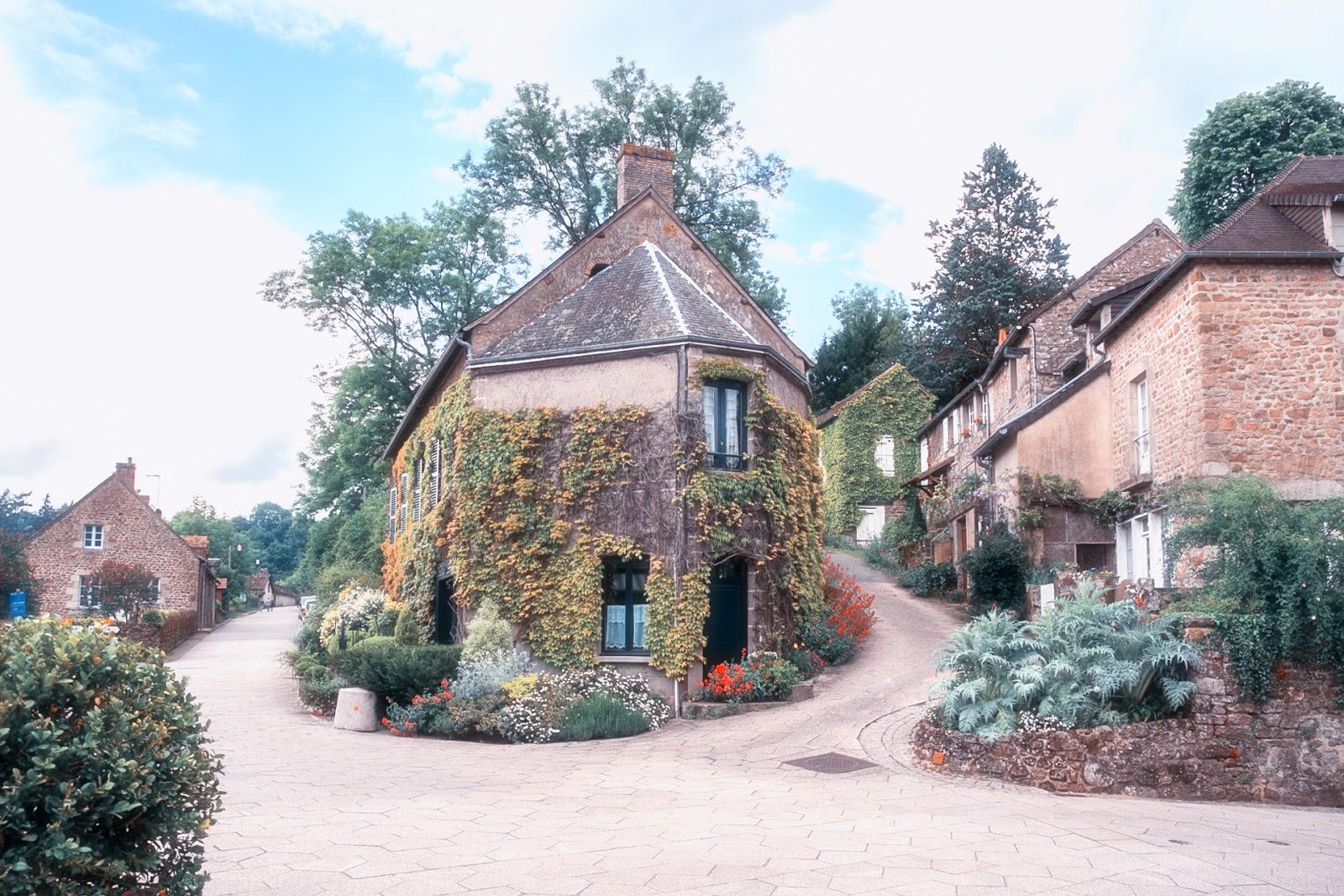 Saint Ceneri le Gerei, plus beau village de France