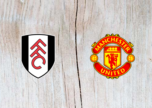 Fulham vs Manchester United Full Match & Highlights 9 February 2019
