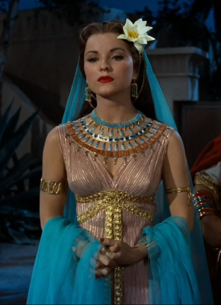Debra Paget in 'The Ten Commandments'