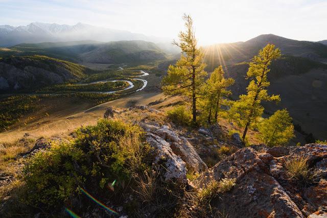 Алтай — Золотые горы