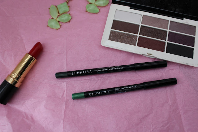 Review Sephora Waterproof Eyepencils review