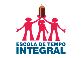 Escola de Tempo Integral Logo Vector
