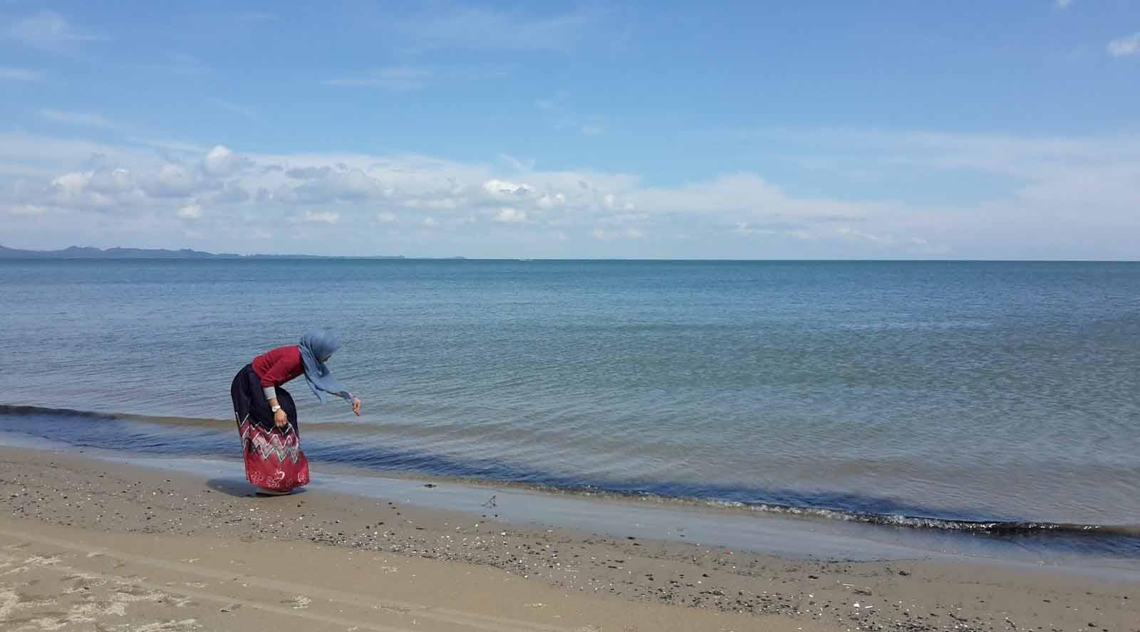 penginapan di pantai pagatan