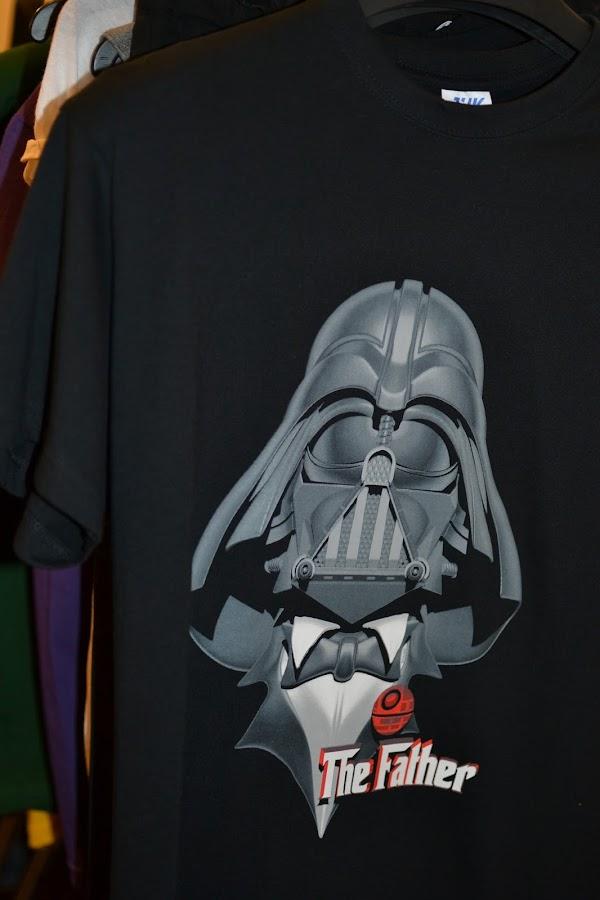 """""""Camiseta Negra Star Wars"""""""