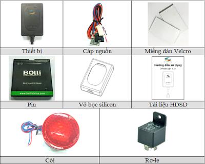 8 thiết bị bên trong hộp Smart motor