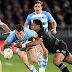 Los Pumas cayeron ante los All Blacks en Nueva Zelanda